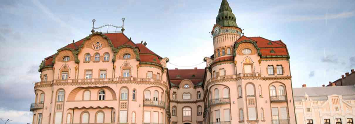 Oradea Art Nouveau centru